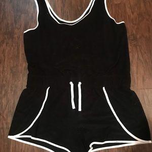 shorts bodysuit.